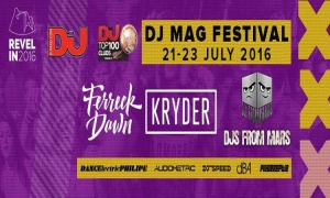Three days of party with DJ MAG Festival at Culture Club Revelin