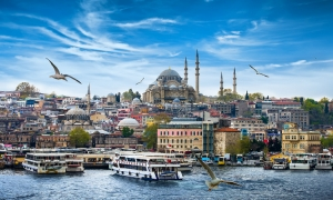 Return flight tickets between Dubrovnik and Istanbul only 129 Euros with Turkish Airlines – offer ends soon!