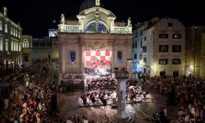 Spectacular concert in the heart of Dubrovnik