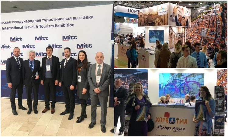 Double-digit growth of organized tourist traffic from Russia announced at the MITT Fair