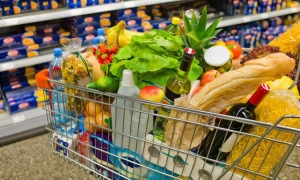 Croatians spend three times more on food shopping than Brits