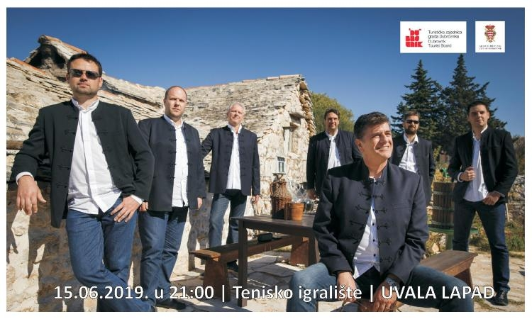 Vocal group Rispet to have a free concert this Saturday in Dubrovnik