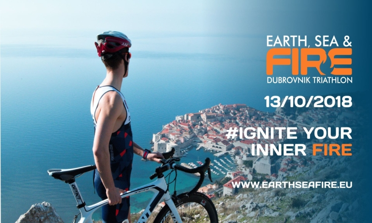 Earth, Sea & Fire triathlon to be held in Dubrovnik