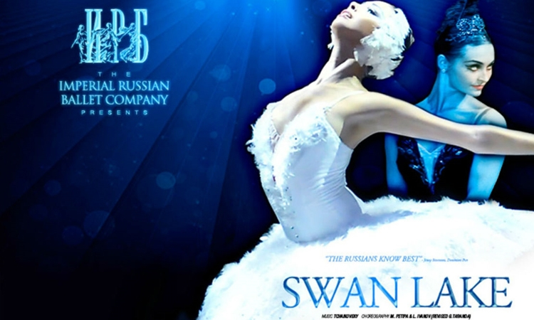 Russian Ballet to perform Swan Lake in Dubrovnik